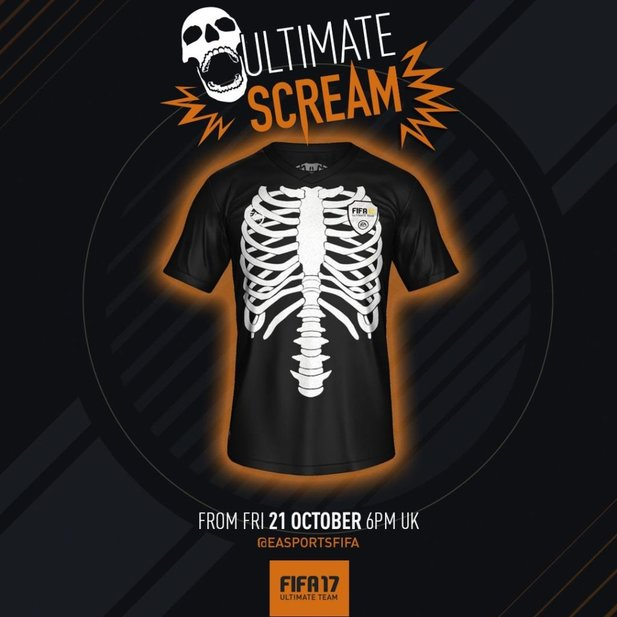 Das Ultimate Scream-Trikot