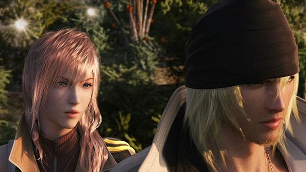 Final Fantasy XIII - Launch-Trailer -