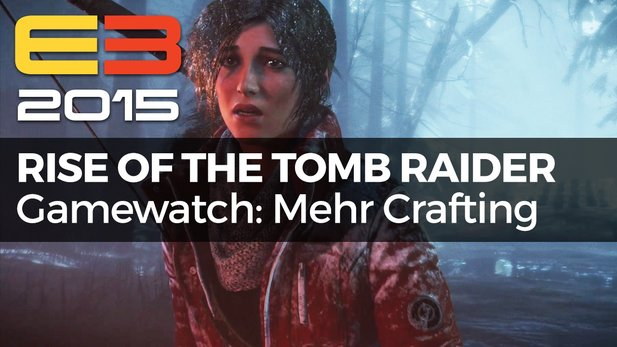 Gamewatch - Rise of the Tomb Raider - Weniger Quatsch-Story, mehr Minecraft
