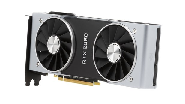 Geforce RTX 2080 Founders Edition (Bildquelle: Nvidia)