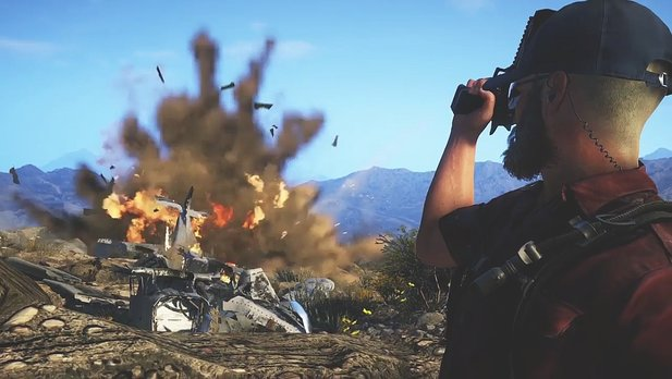 Ghost Recon: Wildlands - Gameplay-Trailer zum DLC »Narco Road«