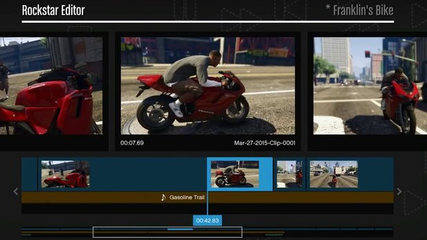 Grand Theft Auto 5 - Trailer zum PC-exklusiven Video-Editor