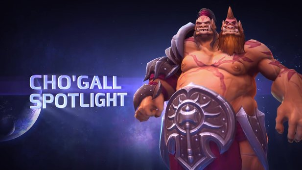 Heroes of the Storm - Helden-Spotlight: Cho'Gall, der Koop-Oger
