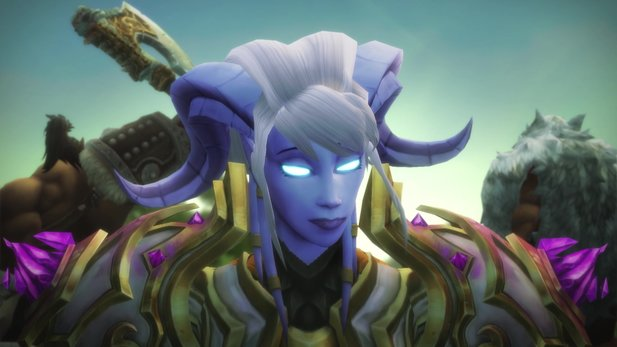 Heroes of the Storm - Die Draenei-Kriegerin Yrel im Gameplay-Video