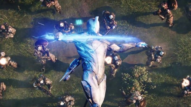 Hollywood-reifer Tennocon-Trailer von Warframe zeigt die Rebellion der Tenno -