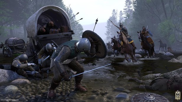 Kingdome Come: Deliverance für 29,99€ bei Steam