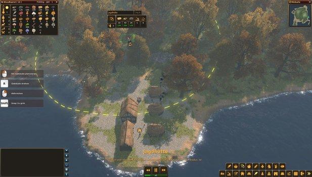 Life is Feudal: Forest Village im Test - Gut geklaut, schlecht