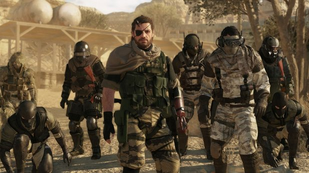 Metal Gear Online - Filmreife Kampfmanöver im Multiplayer-Trailer
