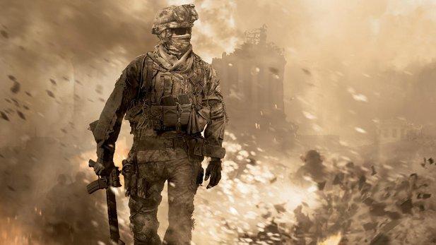 Hinweis Auf Remaster Von CoD: Modern Warfare 2 Kommt