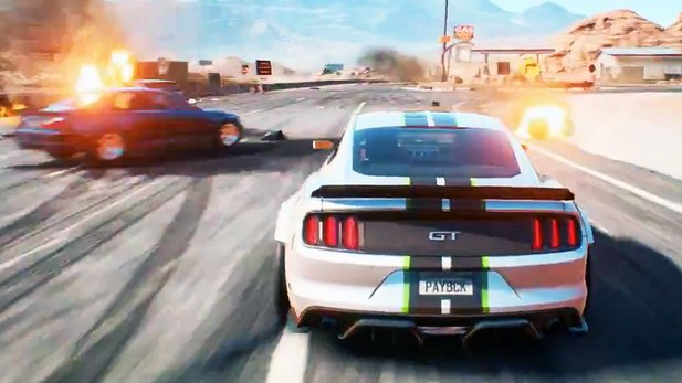 Need for Speed: Payback - Erster Gameplay-Trailer zeigt rasante Verfolgungsjagd