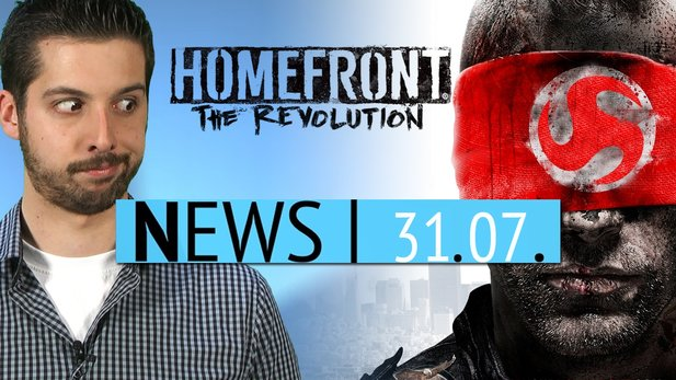 News - Donnerstag, 31. Juli 2014 - Koch kauft Homefront & Watch Dogs in New Jersey