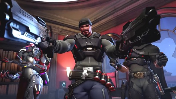 Overwatch - Trailer: PvE-Event Redemption bringt Koop-Modus