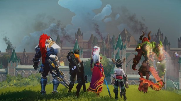 Paladins: Champions of the Realm - Launch-Trailer zum Free2Play-Shooter