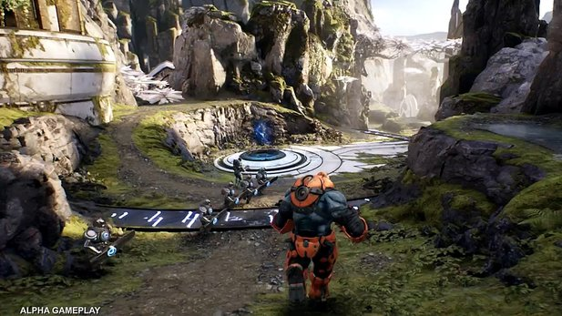 Paragon - Erster Gameplay-Trailer