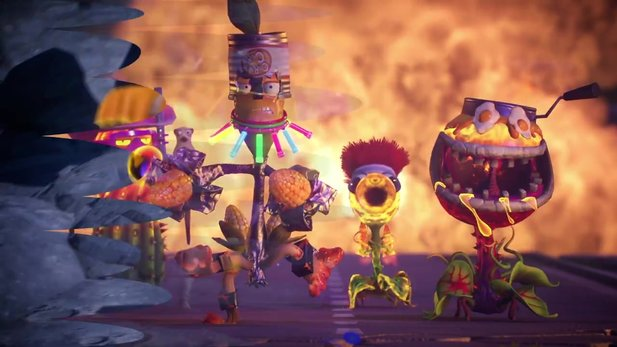 Plants vs. Zombies: Garden Warfare 2 - Ankündigungs-Trailer zur Multiplayer-Beta