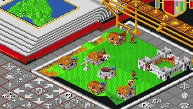 Populous - Hall-of-Fame-Video zum Gottspiel-Klassiker