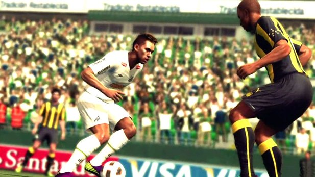 Test-Video von Pro Evolution Soccer 2012