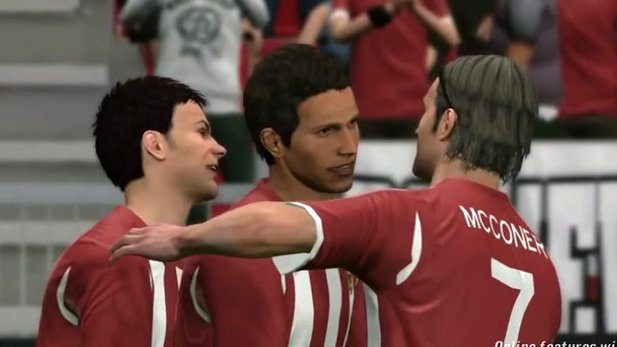 Pro Evolution Soccer 2014 - Trailer zu den Multiplayer-Modi