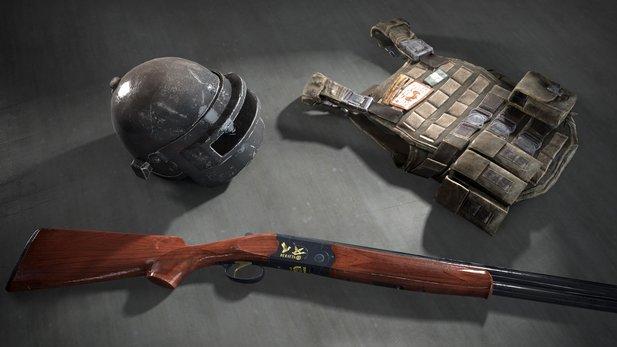 In Zukunft findet man auf Maps nur noch handfeste Gegenstände und Waffen.