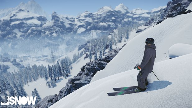 Snow gibt es ab sofort bei Steam Early Access.
