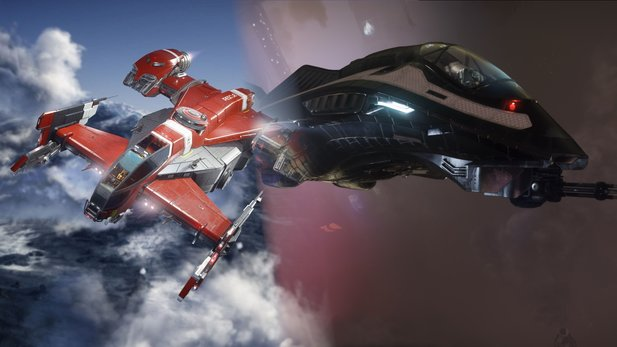 Free ships are available at Star Citizen's Fleet Week.