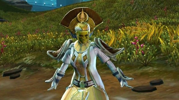 Gameplay-Video von Star Wars: The Old Republic