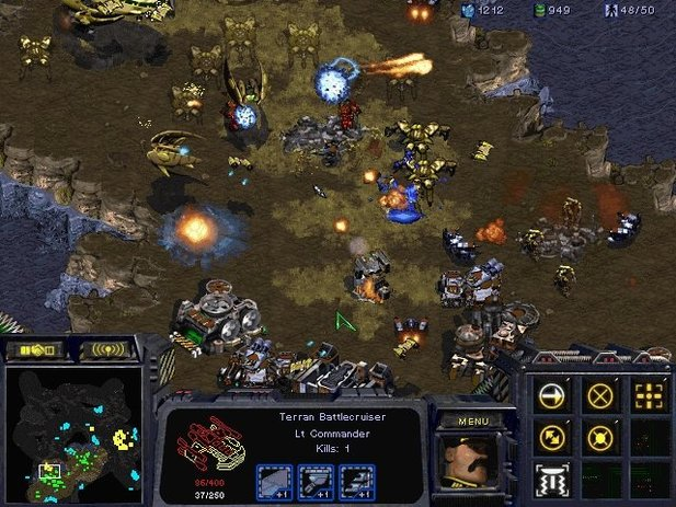StarCraft erschien 1998.