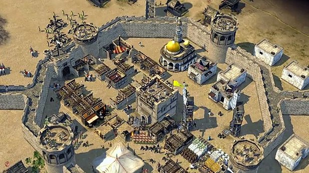 Stronghold Crusader 2 - Vorschau-Video aus der Pre-Alpha-Version