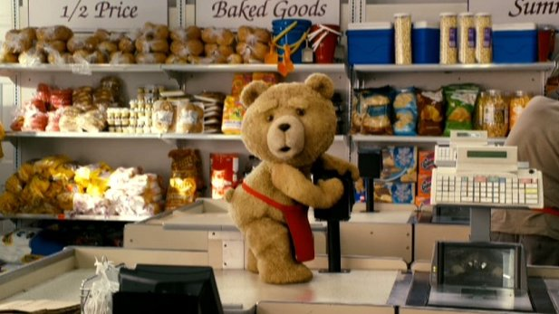 Trailer zu Ted