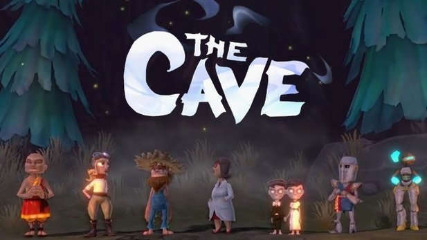 The Cave - Ankündigungs-Trailer