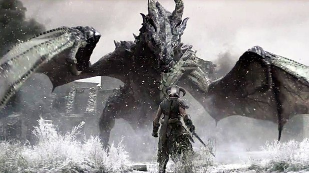 The Elder Scrolls 5: Skyrim - Live-Action-Trailer