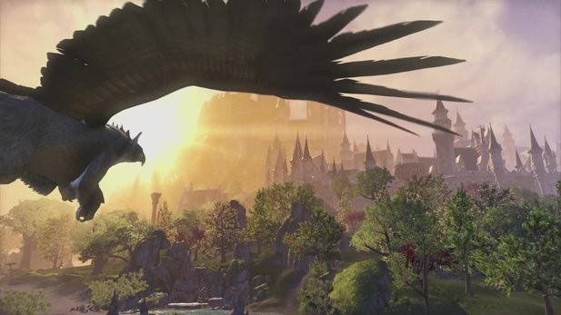 Nach Summerset geht es in The Elder Scrolls Online bald auch nach Argonien.