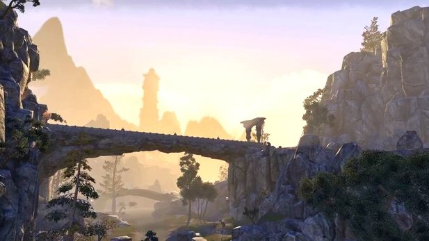 The Elder Scrolls Online - Ingame-Trailer zum vierten Inhalts-Update