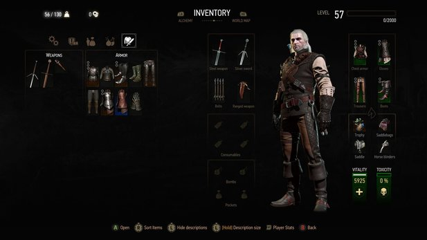 The Witcher 3 Blood And Wine Die Neuen Hexer Items Setboni Und