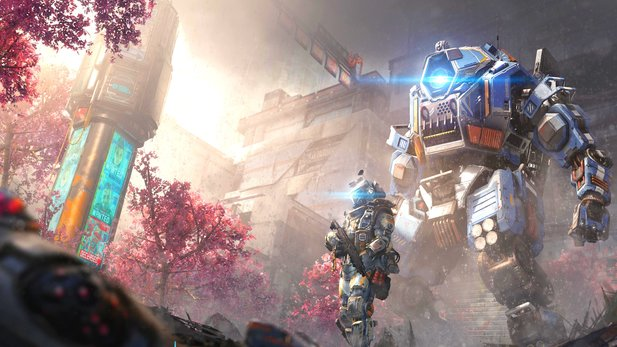 Titanfall 2 - Map-Remake »Angel City« im Gameplay-Trailer