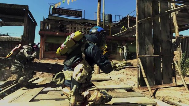 Umbrella Corps - Customize-Trailer mit Gameplay-Szenen
