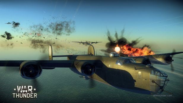 Die Open-Beta von War Thunder: World of Planes hat begonnen.