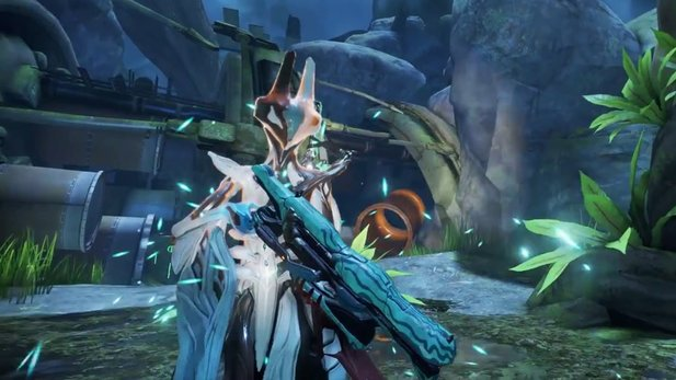 Warframe - Entwickler-Video zum Update »Echoes of the Sentient«