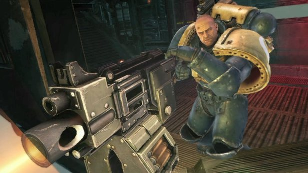 gamescom-Trailer zu Warhammer 40k: Space Marine