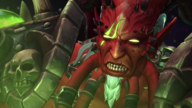 World of WarCraft - Story-Video zum Update 7.2 »Das Grabmal des Sargeras«