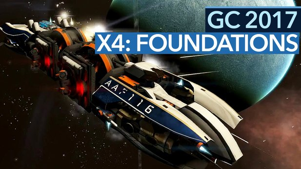 X4: Foundations - Gameplay-Demo: Das Star Citizen für Singleplayer