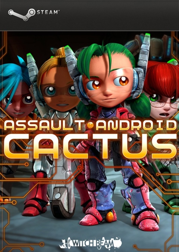 Cover zu Assault Android Cactus