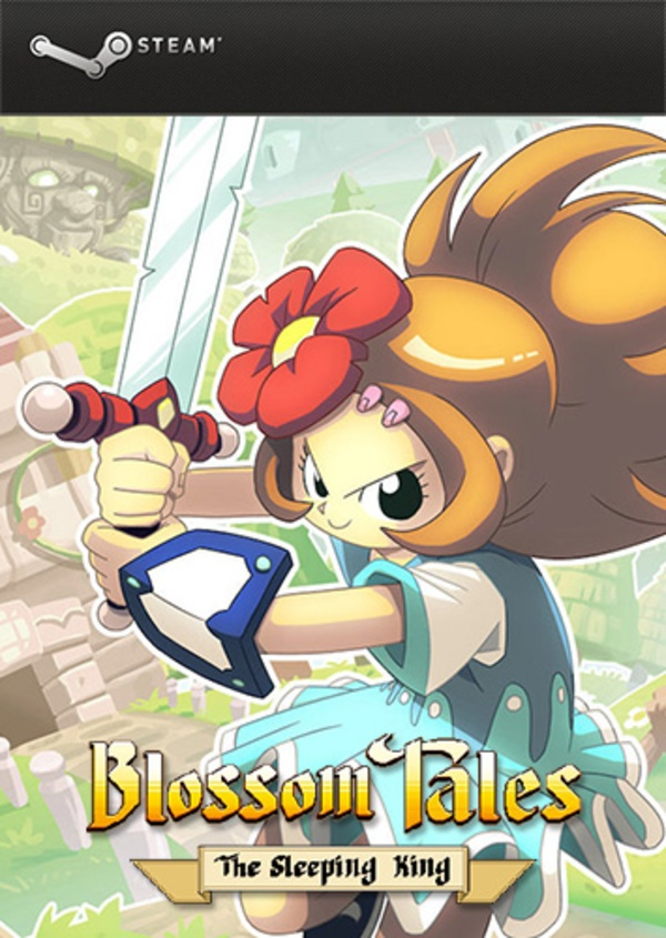 Cover zu Blossom Tales: The Sleeping King