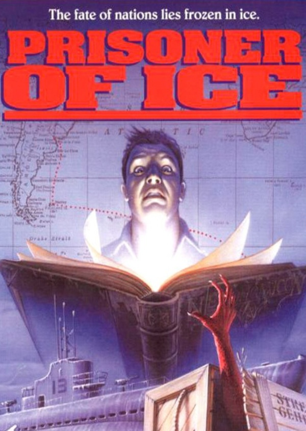 Cover zu Call of Cthulhu: Prisoner of Ice