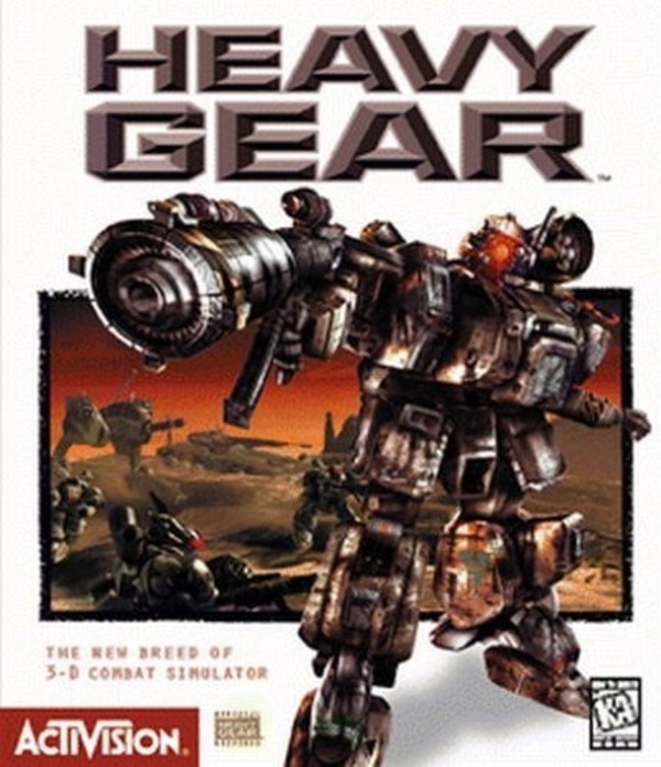 Cover zu Heavy Gear