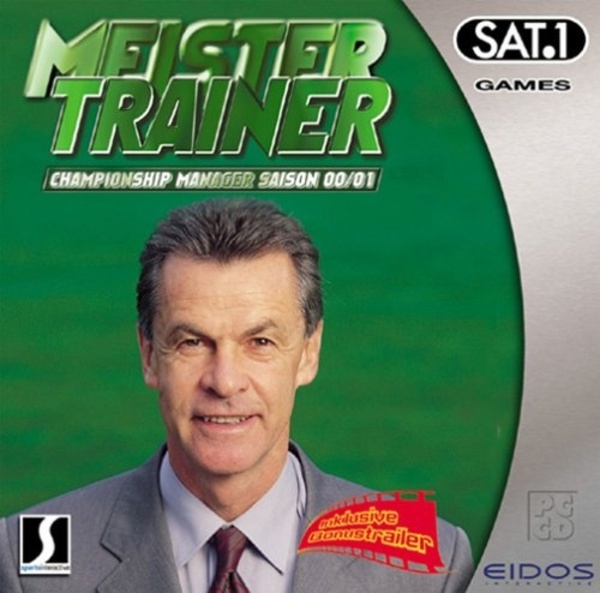 Cover zu Meistertrainer: Championship Manager Saison 00/01