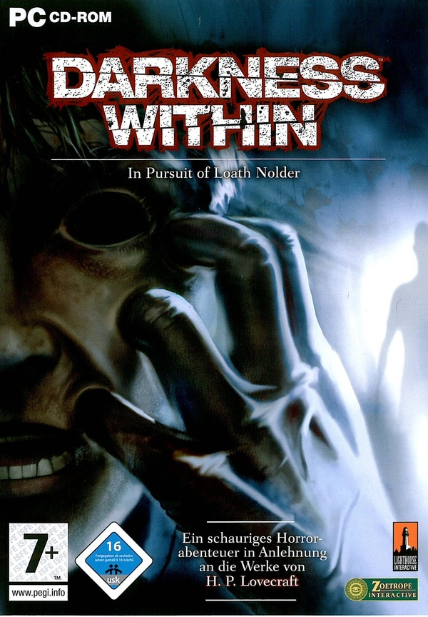 Cover zu Darkness Within: In Pursuit of Loath Nolder