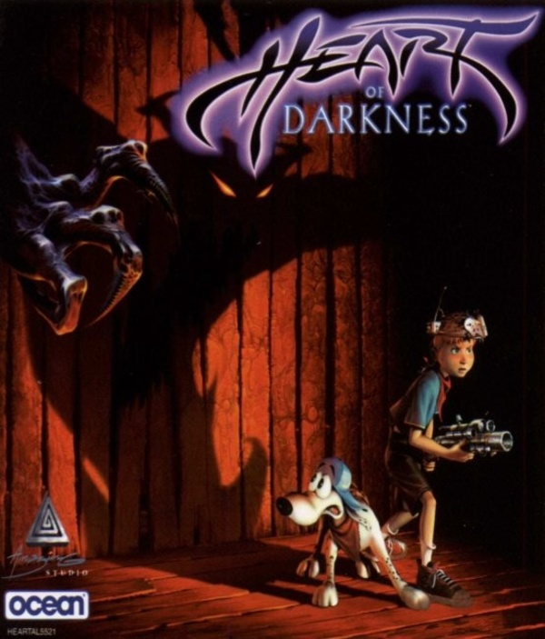 Cover zu Heart of Darkness