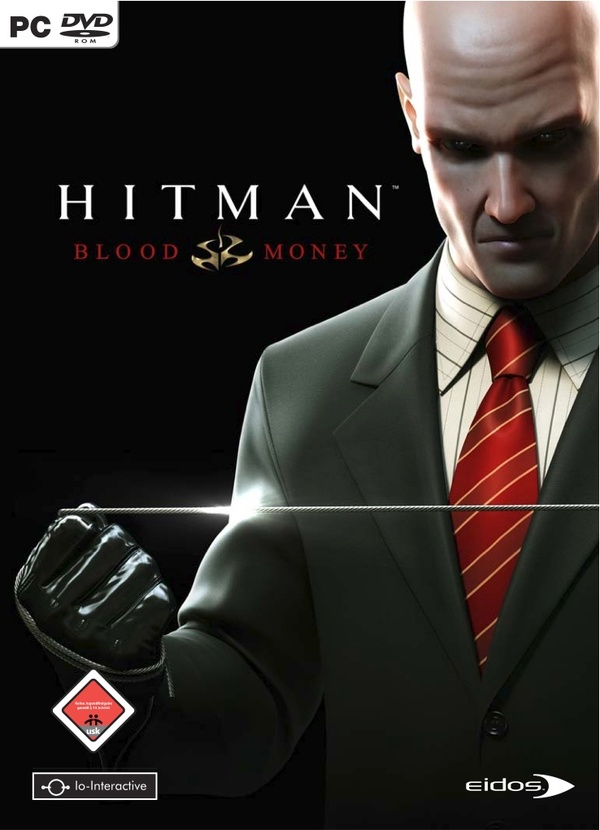 Cover zu Hitman: Blood Money