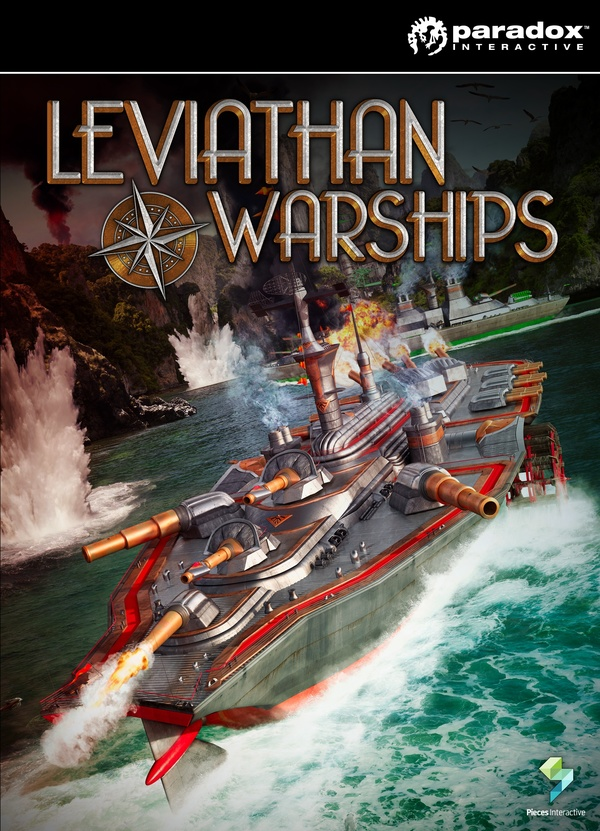 Cover zu Leviathan: Warships